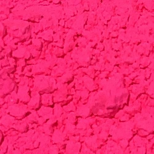 Pigmentpulver - Neonrosa