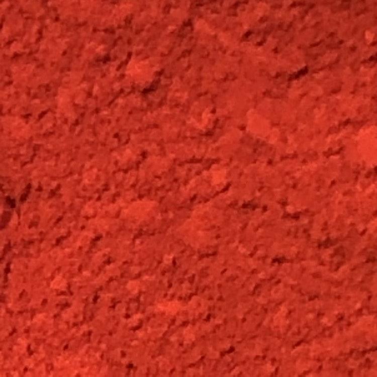 Pigmentpulver - Röd