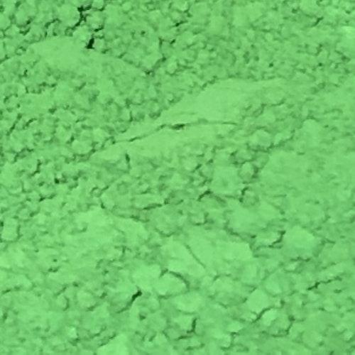 Pigmentpulver - Grön