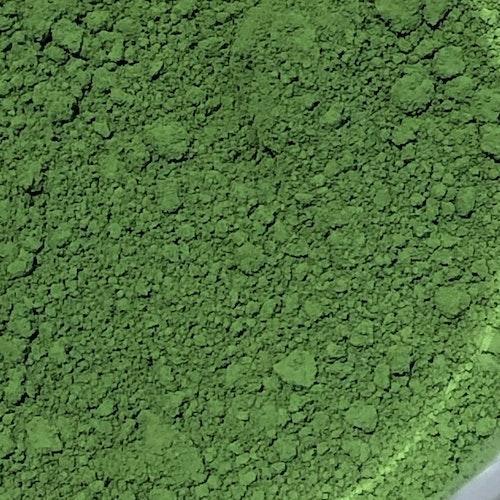 Pigmentpulver - Oxidgrön