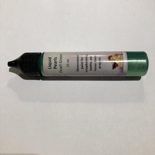 3D liner - Liquid Pearls Grön