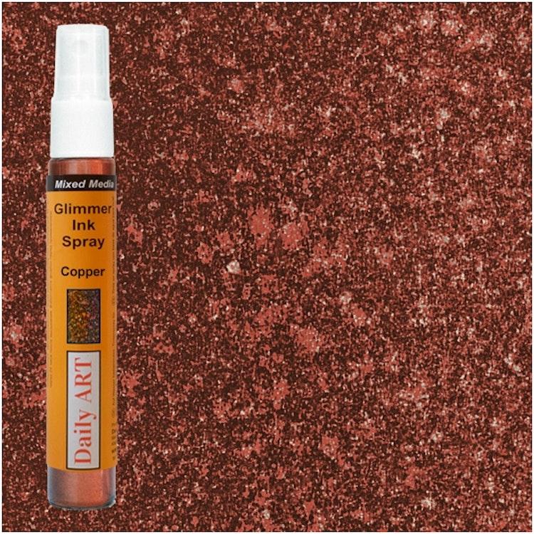 Glimmer Ink Spray - Copper