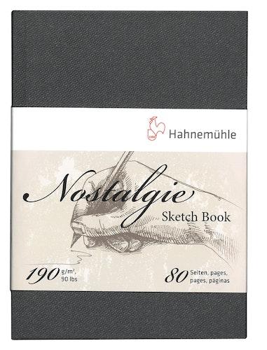 Hahnemule Sketchbok -A5