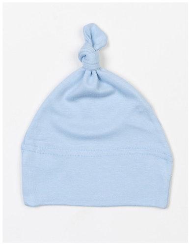 Babymössa - Ljusblå