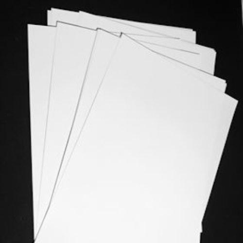 Transparanta Klisterark - 10-pack