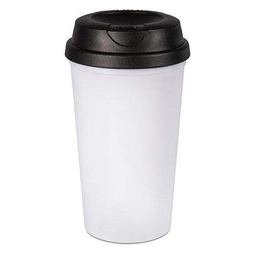 Kaffemugg i plast