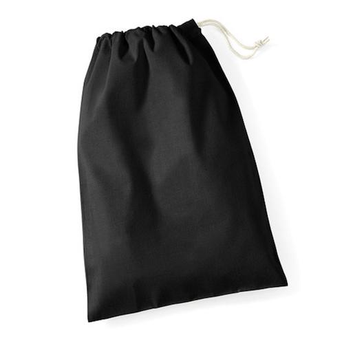 Tygsäckar-Svart XL