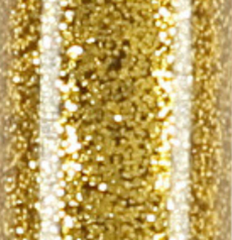 Glitterpuder- Guld