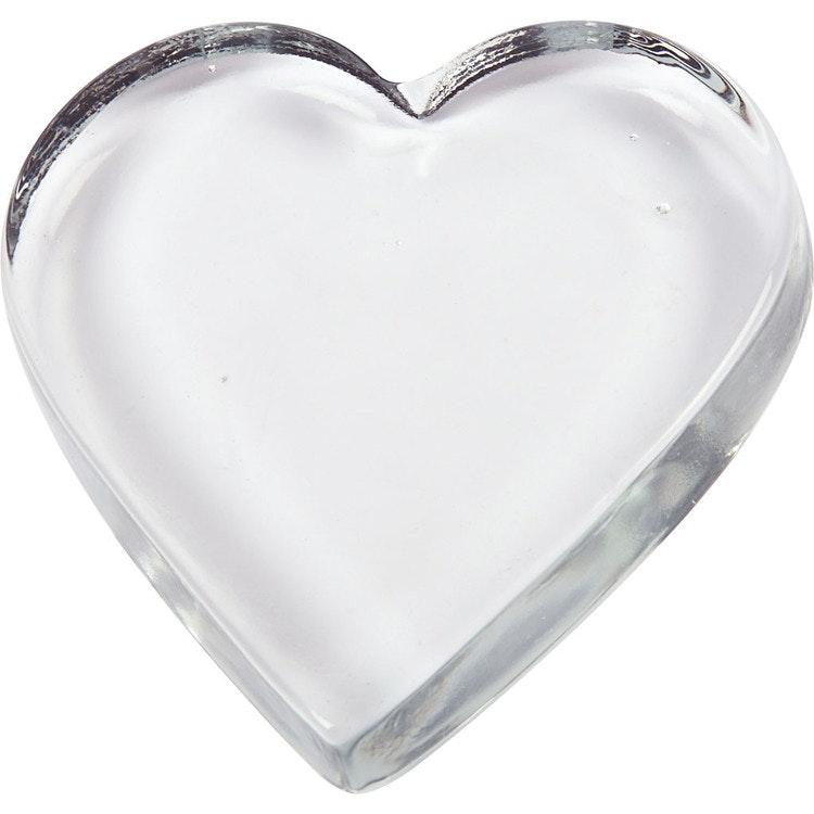 Glashjärtan