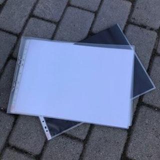 Vinylpärm A3