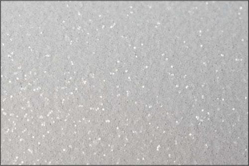 Glitter - Diamond/Silver - ark 30x50cm