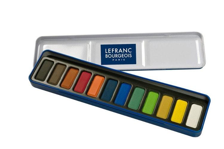 Vattefärg - Akvarell