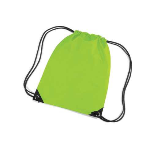 Gympåsar -Limegrön