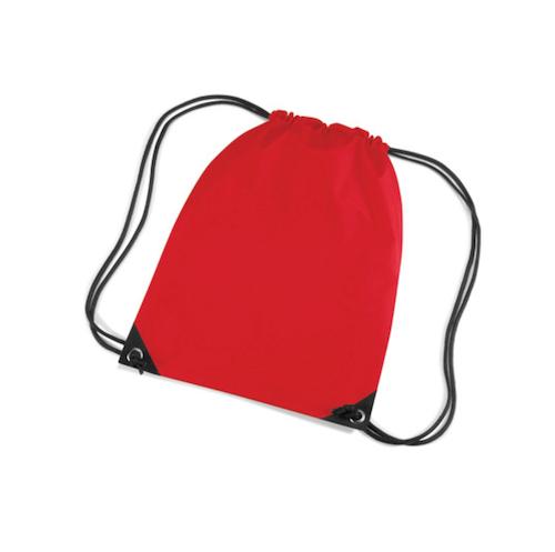 Gympåsar - Röd