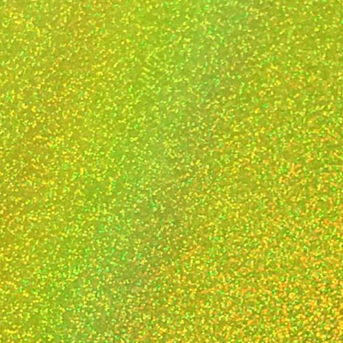 Intens sparkle - Flou gul