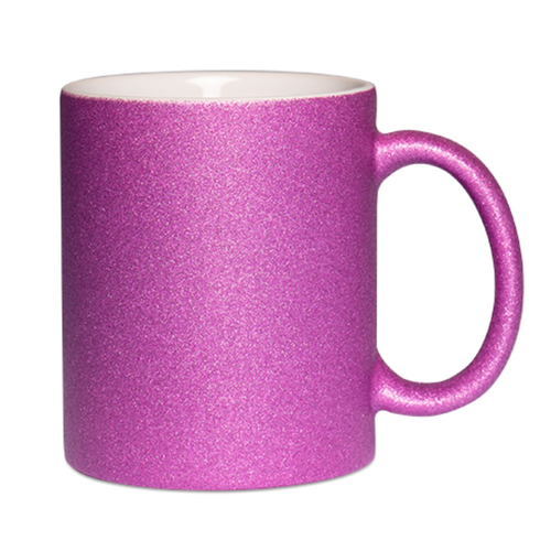 Mugg 80 Glitterpurple