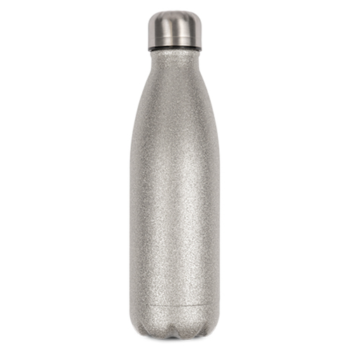 Glittersilver Termoflaska -  500 ml