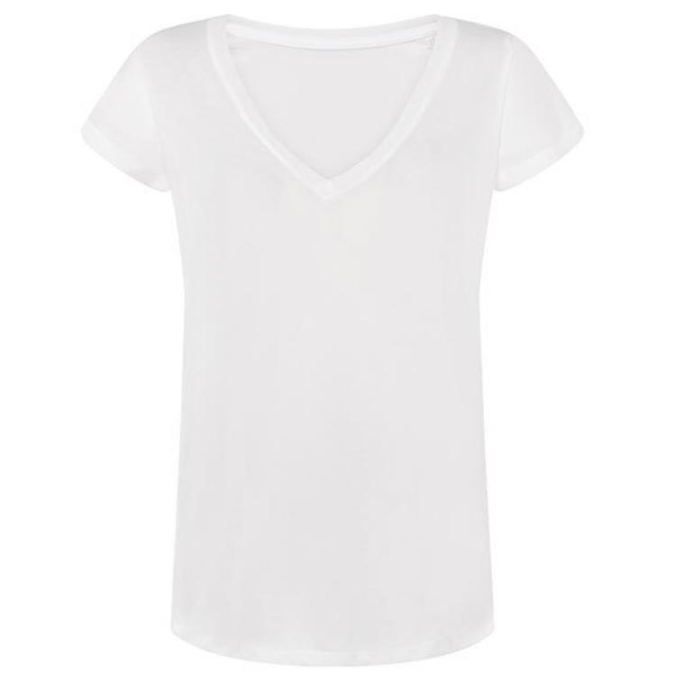 Oversize T-Shirt V-Dam subli