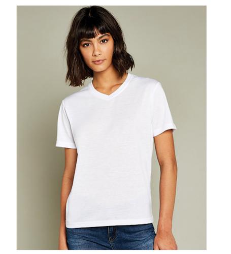 T-Shirt V-Dam Subli Plus