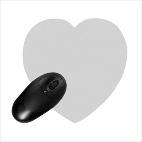 Hjärta - Musmatta
