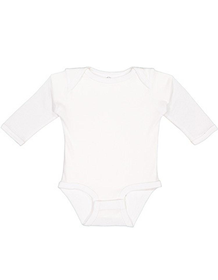 Baby body - långärm