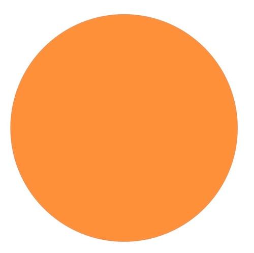 Flock Orange