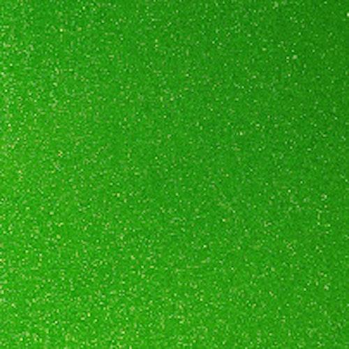 Transparent Glitter - Äppelgrön