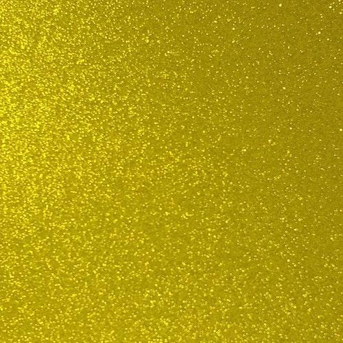 Transparent Glitter - Gul