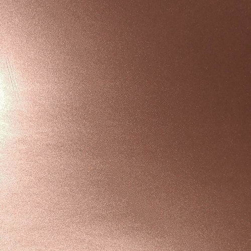Polerad Metall - Rosy /gammlerosa