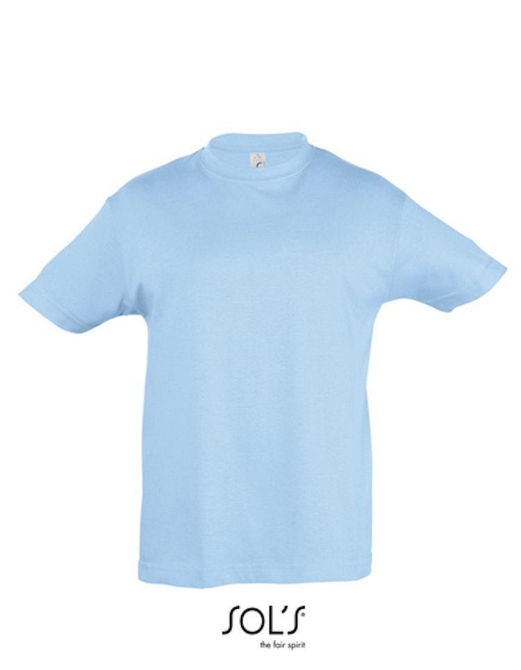 Barn T-shirt- Ekologisk