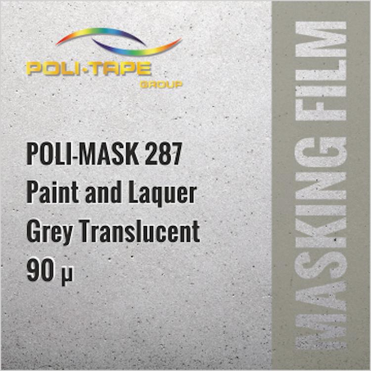 Stencilfilm POLI-MASK 287