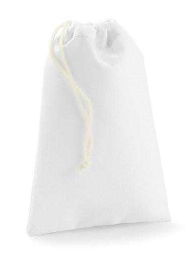 Polyester Tygpåse med dragsko - S