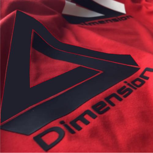 PF Dimension - Svart