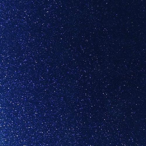 Glitter - Ultra Mörklila - ark 30x30cm