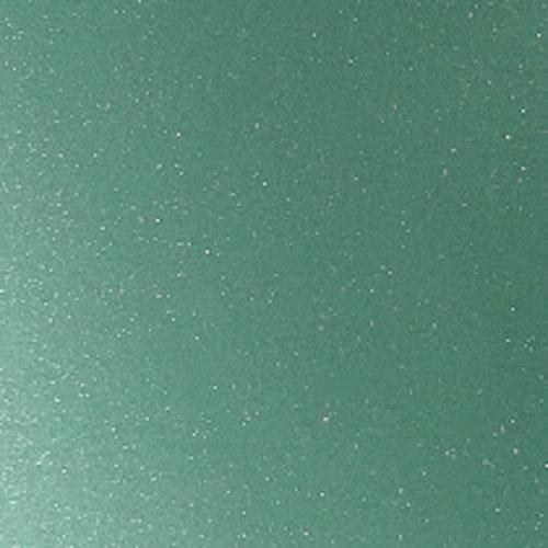 Glitter - Ultra Mintgrön - ark 30x30cm