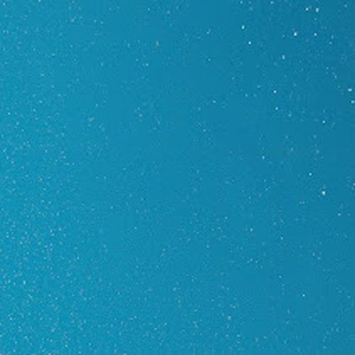 Glitter - Ultra Flou Blå - ark 30x30cm