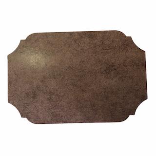 Plakett- Rektangel