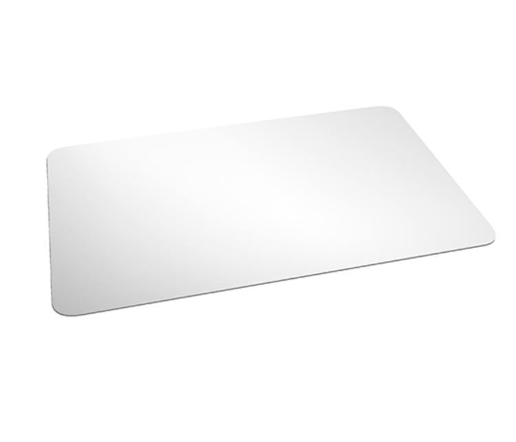Skyltmaterial - Sublimeringsplåt ca 19x12cm