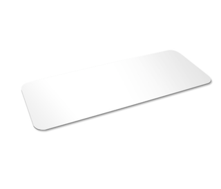 Skyltmaterial - Sublimeringsplåt ca 20x8cm