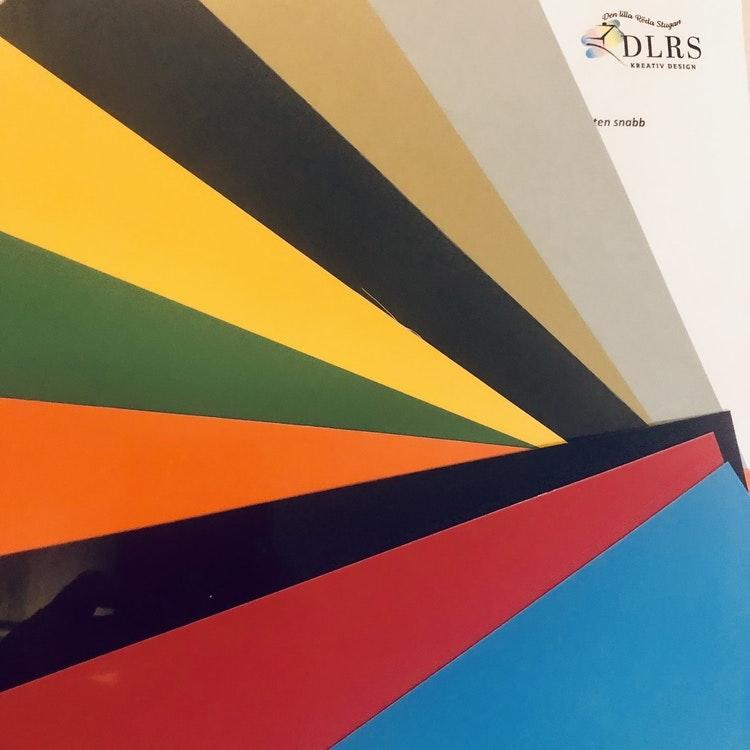 Nylonmixen i 9 färger
