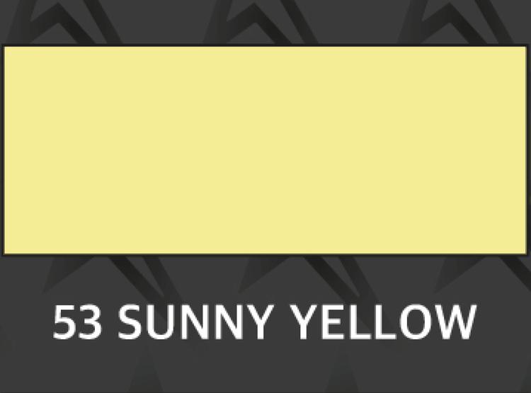 Premium Sunny yellow - 1053 Ark 31*50 cm