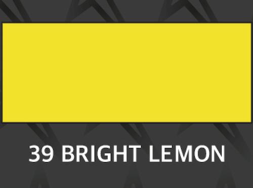 Premium Bright lemon - 1039 Ark 31*50 cm