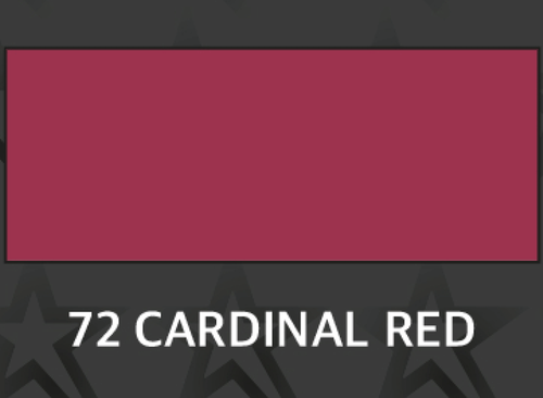 Premium Kardinalröd - 1072 Ark 30*50 cm
