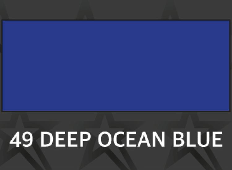 Premium Deep ocean blue - 1049 Ark 31*50 cm
