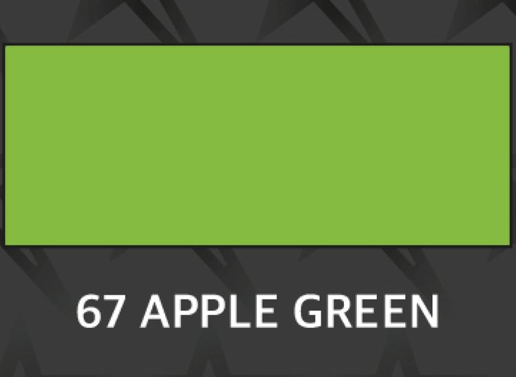**Premium Äppelgrön - 1067 Ark 30*50 cm