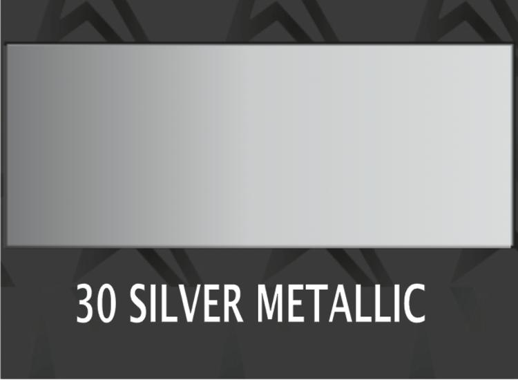 Premium Silver metalic - Ark - 1030 Ark 30*50 cm