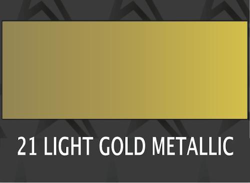 **Premium Ljus guld - 1021 Ark 30*50 cm