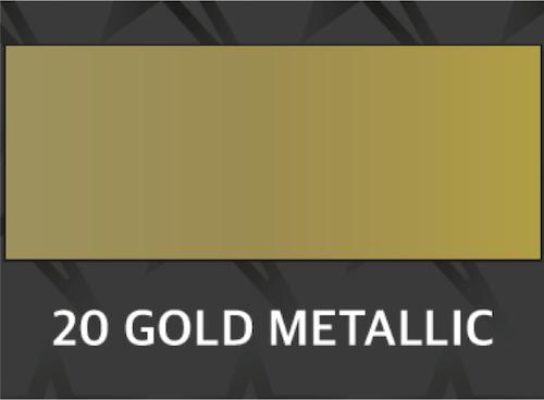 Premium Guld metalic - 1020 Ark 30*50 cm