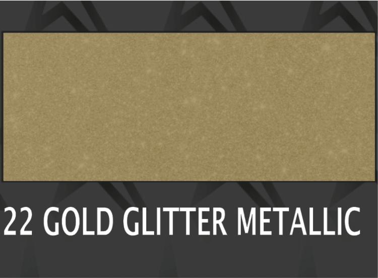 ** Premium Dark gold Metalic - 1022 Ark 30*50 cm