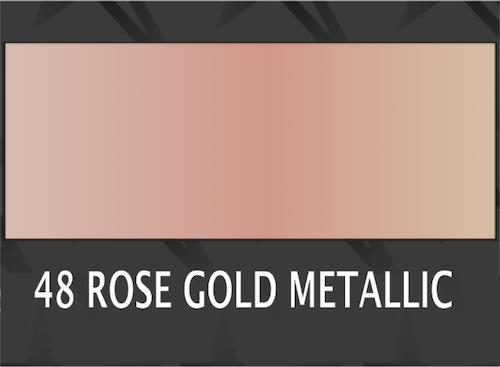 Premium Rose Gold metallic - 1048 Ark 30*50 cm